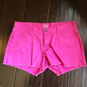 Pink Old Navy Diva Shorts
